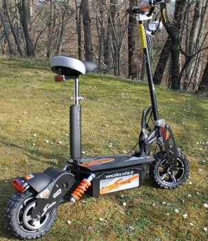 s moto elektro scooter 48 volt 1600 watt motocross. Black Bedroom Furniture Sets. Home Design Ideas