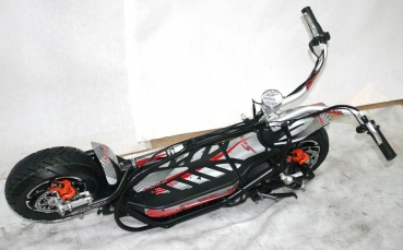 elektro scooter s moto sm 600 36 volt 600 watt motocross. Black Bedroom Furniture Sets. Home Design Ideas
