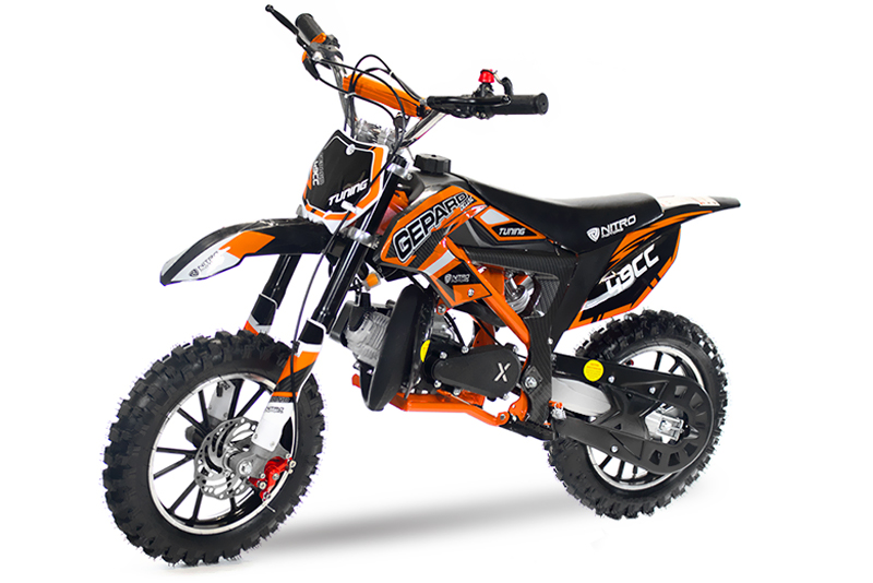 kinder mini cross bike nitro gepard 49cc tuning. Black Bedroom Furniture Sets. Home Design Ideas